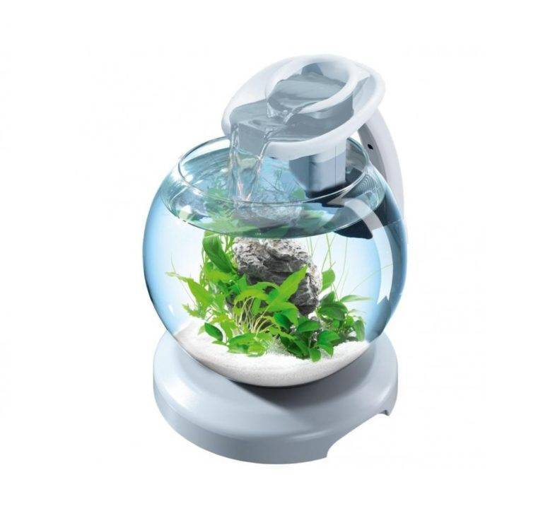 Аквариум Tetra Duo Waterfall Globe обзор